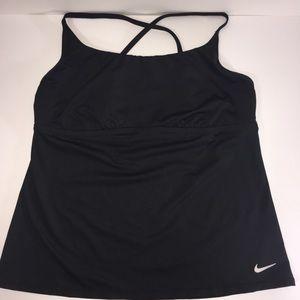 Nike Crossback tankini top